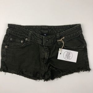 Carmar Cut off Jean Shorts
